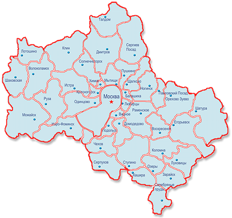 знакомства москва и московская область